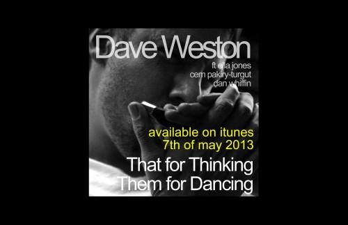 Dave Weston EP Sleeve 3